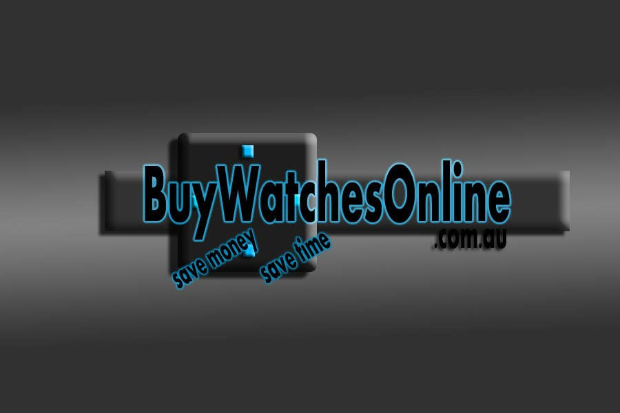 Penyertaan Peraduan #307 untuk Logo Design for www.BuyWatchesOnline.com.au