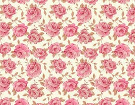 #37 for Need floral design to be printed on cotton fabric/neckties. af Nanthagopal007