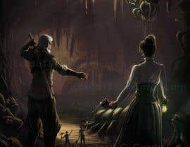 #32 for Steampunk Horror: Mary Poppins vs. the Great Cthulhu af Josecarloscs