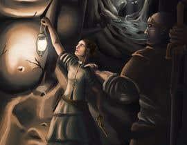 MarkIllustration tarafından Steampunk Horror: Mary Poppins vs. the Great Cthulhu için no 54