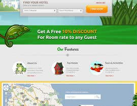 #71 cho Re-design a Hotel Website bởi webmastersud