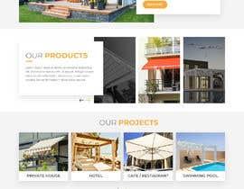 #7 for Website UX/ UI design & development by saidesigner87