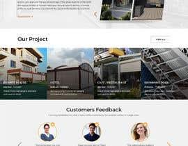 #37 for Website UX/ UI design & development by xprtdesigner