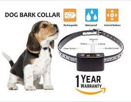 Nro 7 kilpailuun Infographic Images for a Dog Bark Collar on Amazon käyttäjältä afsana2324