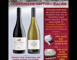#62 for Design a Flyer for Corporate Wine Gift Packs by savitamane212