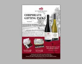 #59 for Design a Flyer for Corporate Wine Gift Packs by Omstart