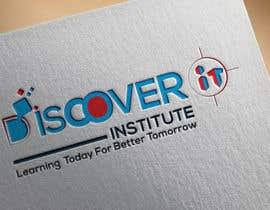 """Nro 54 kilpailuun Design a Logo for """"Discover IT Institute"""" käyttäjältä tanveerhridoy566"""