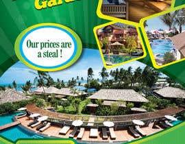 #21 para Design a Flyer for Timeshare cover por majasdigital
