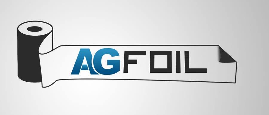Inscrição nº                                         89                                      do Concurso para                                         Logo Design for AG FOIL
