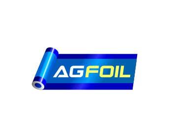 Kilpailutyö #130 kilpailussa Logo Design for AG FOIL