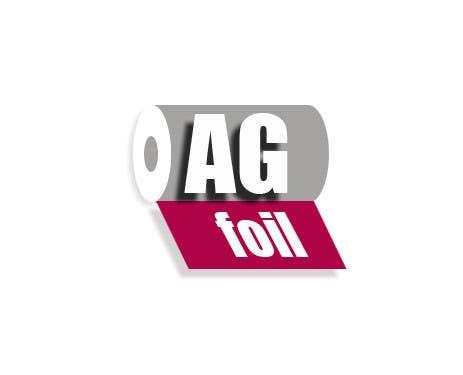 Kilpailutyö #68 kilpailussa Logo Design for AG FOIL
