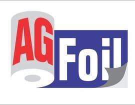 #65 for Logo Design for AG FOIL af itcostin