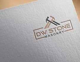 #72 for Logo for Stone Masonry business af Bloosomhelena