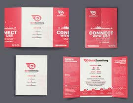 #40 for QuickZustellung Brochure by zestfreelancer