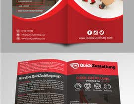 #54 for QuickZustellung Brochure by Mukul703