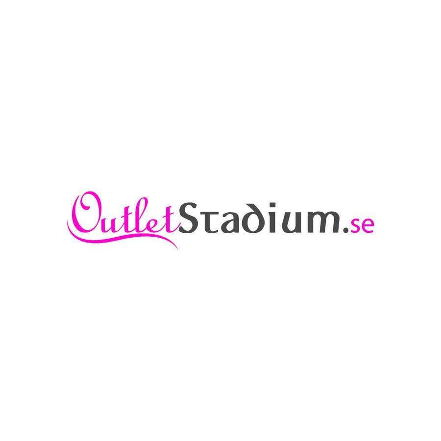 Конкурсная заявка №36 для Logo Design for OutletStadium.se