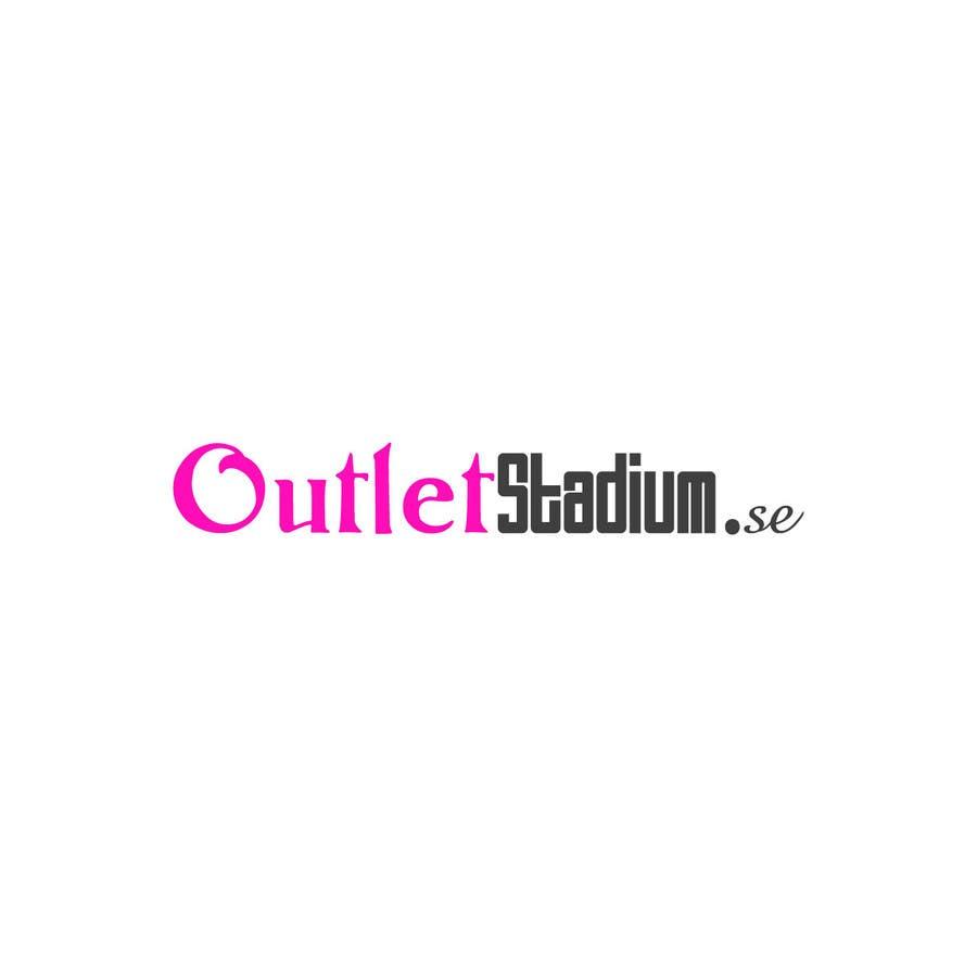 Proposition n°                                        50                                      du concours                                         Logo Design for OutletStadium.se