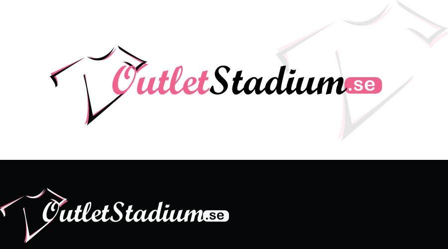 Конкурсная заявка №56 для Logo Design for OutletStadium.se