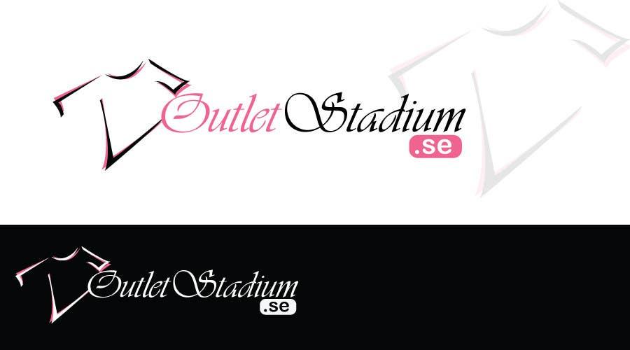 Конкурсная заявка №69 для Logo Design for OutletStadium.se