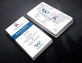 Nro 143 kilpailuun Business Card Design käyttäjältä prosenjit2016