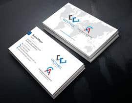 Nro 146 kilpailuun Business Card Design käyttäjältä prosenjit2016