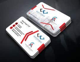Nro 139 kilpailuun Business Card Design käyttäjältä Musfiq035