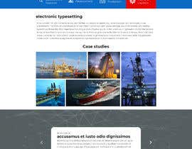 #5 for Build a new Website for a Oil and Gas Imaging Service Company by Arieontech