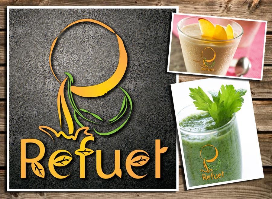 Inscrição nº 117 do Concurso para Logo Design for ReFuel