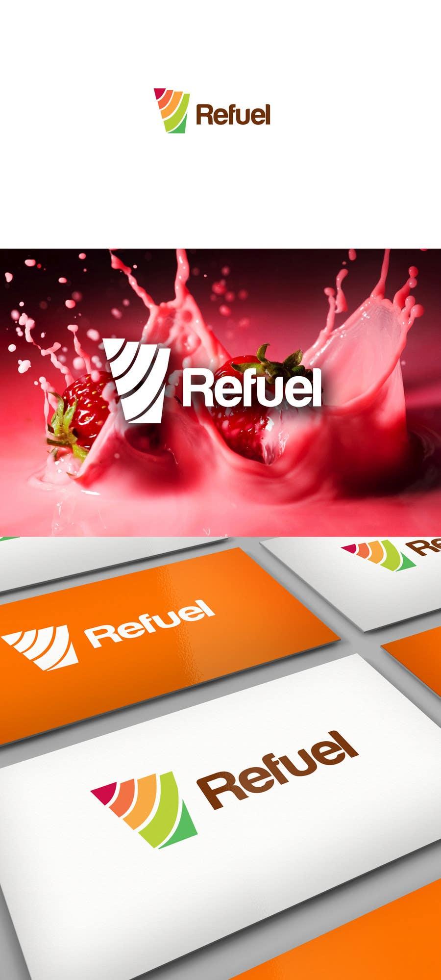 Inscrição nº 15 do Concurso para Logo Design for ReFuel