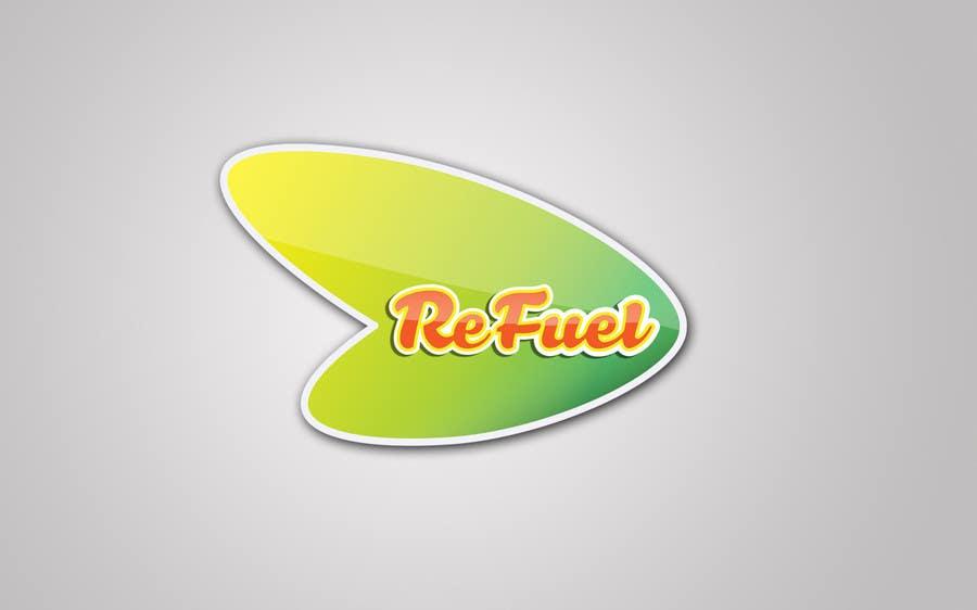 Kilpailutyö #135 kilpailussa Logo Design for ReFuel