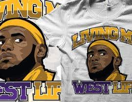#6 cho living my west life t shirt design bởi audiebontia