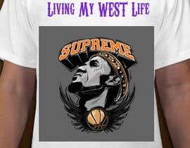 #3 cho living my west life t shirt design bởi prasanaselvasb