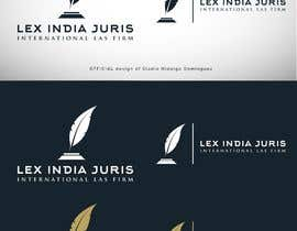 #41 cho create a logo for an international LAW firm. bởi EladioHidalgo