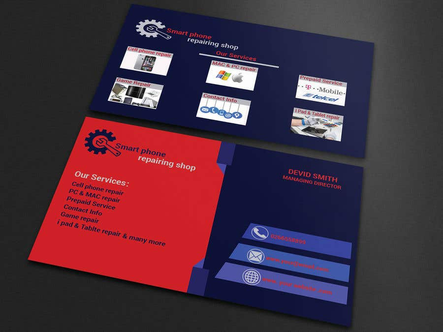 Entry 32 By Freelanceranis For Need Business Cards Template For