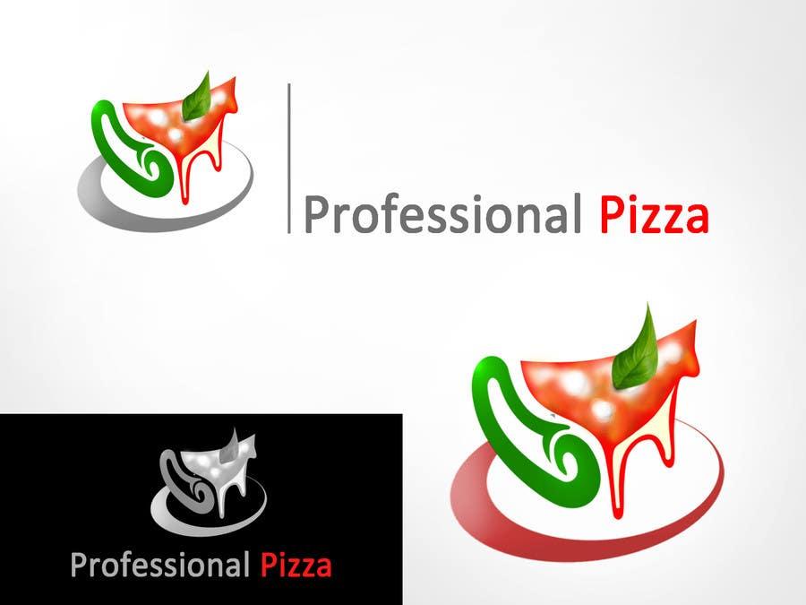 Inscrição nº                                         49                                      do Concurso para                                         Logo Design for Professional Pizza