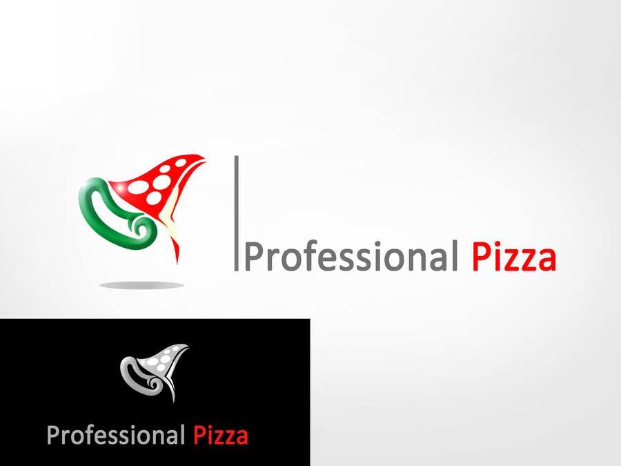 Inscrição nº                                         36                                      do Concurso para                                         Logo Design for Professional Pizza