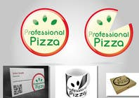 Graphic Design Inscrição do Concurso Nº114 para Logo Design for Professional Pizza