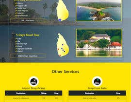 #29 for Hotel Website.Make my web site look Perfect.Its an existing website af sakiwebsolution