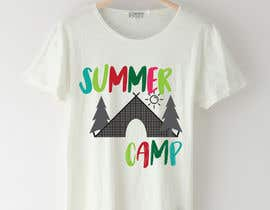 #42 for Design 80 MBA Shirts With Summer Outdoors Themes by sahac5555