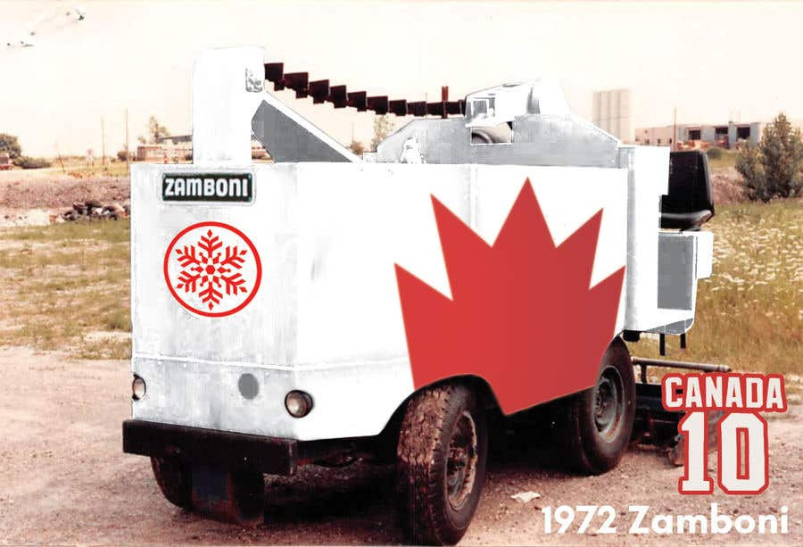 DRIVER FOR 1972 ZAMBONI
