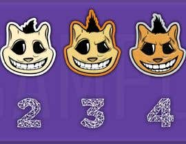 #9 for Twitch Loyalty Badges af KSCB