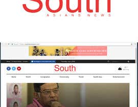 #1 untuk Logo for South Asians  News Portal oleh decentdesigner2