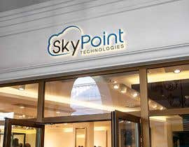 #63 for logo developed for Skypoint Technologies by imranstyle13