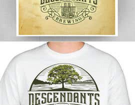 #202 for Descendants Brewing Company Logo by fourtunedesign