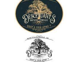 #199 dla Descendants Brewing Company Logo przez pgaak2