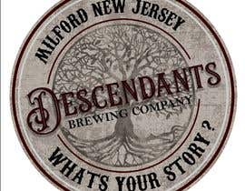 #230 dla Descendants Brewing Company Logo przez Alberick72
