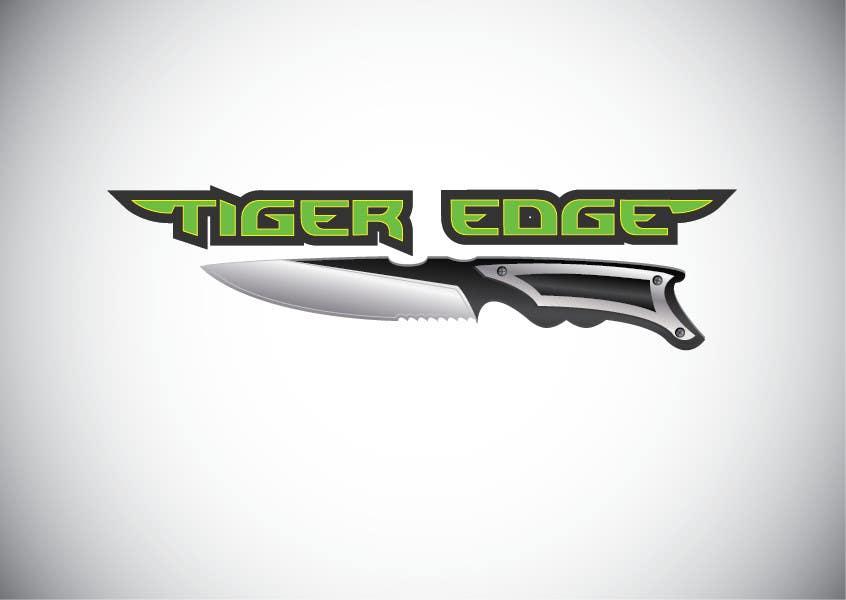 Inscrição nº 71 do Concurso para Simple Graphic Design for Tiger Edge