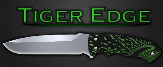 Inscrição nº 96 do Concurso para Simple Graphic Design for Tiger Edge