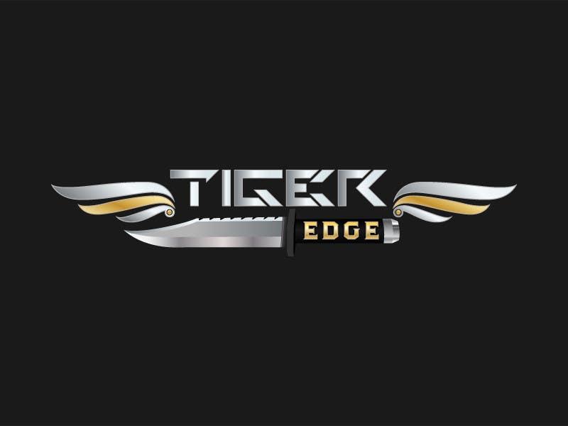 Inscrição nº 72 do Concurso para Simple Graphic Design for Tiger Edge