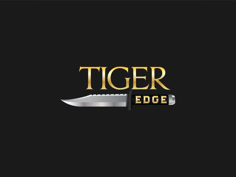 Inscrição nº 110 do Concurso para Simple Graphic Design for Tiger Edge
